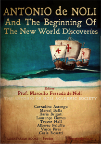 cover antonio de noli & the beginning..